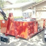 residential dumpster for sylvan park tennessee home